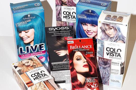 Haarfarbe test schweiz